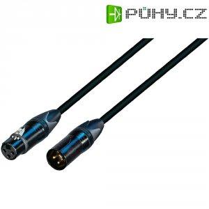 XLR kabel High-End, XLR(F)/XLR(M), 3 m