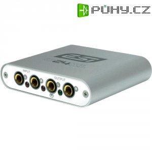 Externí USB zvuková karta ESI U24 XL