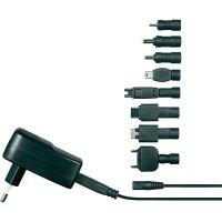 Sítový adaptér se sadou 8 konektorů Voltcraft SPS5, 5 V/DC