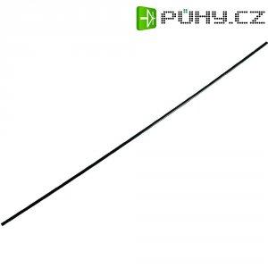 Držák antény Tamiya, 30 cm, černá