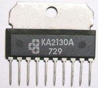 KA2130 - TV vertikál, SIP10