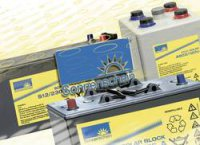 Solární akumulátor GNB Sonnenschein dryfit S12/6,6 S 071 98 43200, 12 V, 6.6 Ah