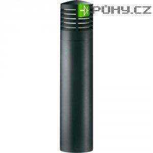 Venkovní sloupové svítidlo Sygonix Ploumeur, 80 cm, antracit