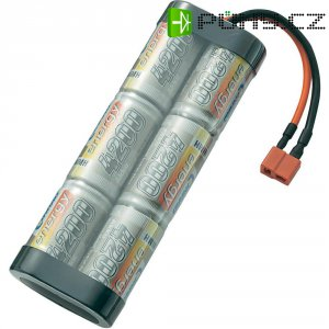 Akupack NiMH (modelářství) Conrad energy SC 4200MAH 7.2V, 7.2 V, 4200 mAh