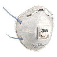 Respirátor s ventilem FFP2 8822 (10 ks) 3M