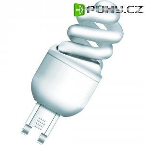 Úsporná žárovka spirálová Osram Duluxstar Nano Twist G9, 5 W, studená bílá