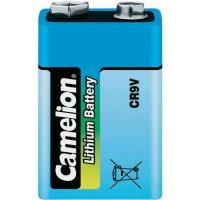 Lithiová baterie Camelion 9V, 1200 mAh