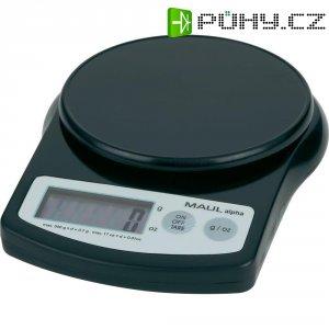 Stolní váha Maulalpha, 0,5 kg, černá