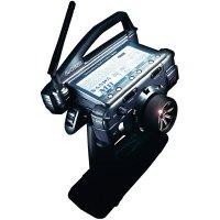 RC souprava volantová Sanwa M11X, 4-kanálová, 2,4GHz FHSS