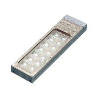 LED osvětlení zařízení LUMIFA Idec LF1D-F2F-2W-A, 24 V/DC, bílá
