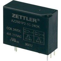 Výkonové relé Zettler Elec AZ2501P2-1C-24DK