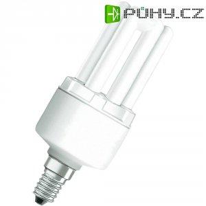 Úsporná žárovka trubková Osram Superstar E14, 8 W, teplá bílá