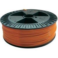 Náplň pro 3D tiskárnu, German RepRap 100197, PLA, 3 mm, 2,1 kg, oranžová fluorescenční