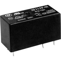 Malé Power relé G6B HF115F-H/005-1ZS3B, 10 A, 10 A , 300 V/DC/ 440 V/AC , 2500 VA