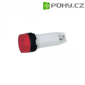 Objímka na signální lampičky E10, červená, 1.61.021.099/0000