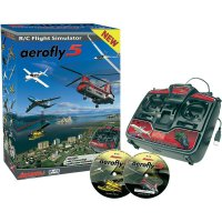 Letecký simulátor Ikarus Aerofly 5 Mac Gamecomander