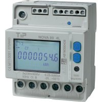 Třífázový digitální elektroměr TIP NOVA 80 4L MID, 80 A