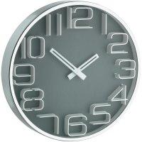 Analogové nástěnné hodiny TFA 3D, 60.3016.10, Ø 30 x 4 cm