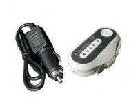 FM transmitter LED vysílač FM pro MP3 přehrávače, ipod, walkman