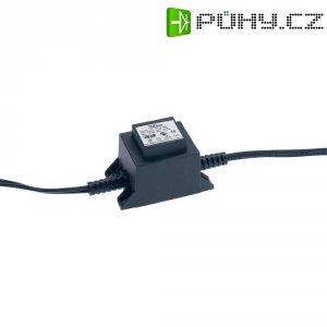 Transformátor SLV, 451010, 230 V ⇔ 12 V, 10 VA, IP44, černá