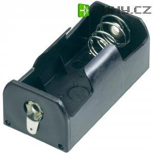 Držák na baterie L 1x malé mono, 25 x 60,5 x 30 mm