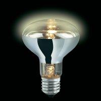 Halogenová žárovka Sygonix, E27, 18 W, 112 mm, stmívatelná, teplá bílá