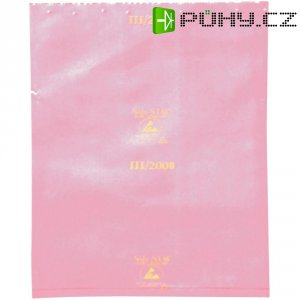 Antistatický sáček (ESD), 150 x 250 mm, C-BP-0610