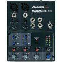 Mixážní pult Alesis Multimix 4 USB