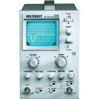 Analogový osciloskop VOLTCRAFT AO 610, 10 MHz, 1kanálový