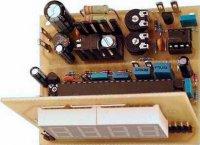 Teploměr panelový -25 až +125°C LED STAVEBNICE