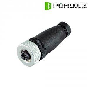 Konektor pro senzory Binder 713-99-0436-14-05, M12, zásuvka rovná, IP67