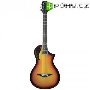 Westernová kytara Peavey Parlor Composer Sunburst, velikost 4/4
