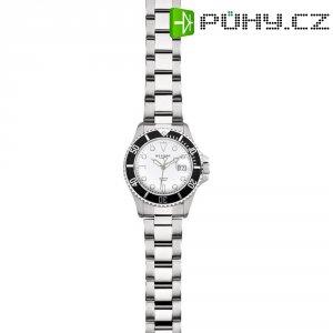 Ručičkové náramkové hodinky Regent F-652 Quartz, pánské, pásek z nerezové oceli