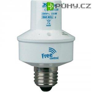 Bezdrátově ovládaná objímka E27 FreeControl, 811500021, 150 W