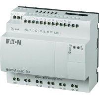 Řídicí reléový PLC modul Eaton easy 821-DC-TCX (256274), IP20, 12, 8x tranzistor, 24 V/DC