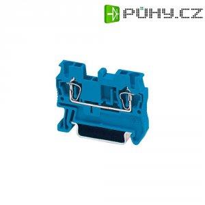 Průchodová svorka s tažnou pružinou Phoenix Contact ST 2,5 BU (3031225), modrá