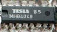 4049 6x budič invertující, DIL16 /MHB4049/