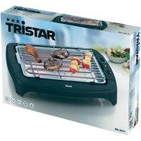 Stolní elektrický gril Tristar BQ-2814, 2200 W, černá