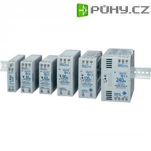 Zdroj na DIN lištu Idec PS5R-SF24, 5 A, 24 V/DC