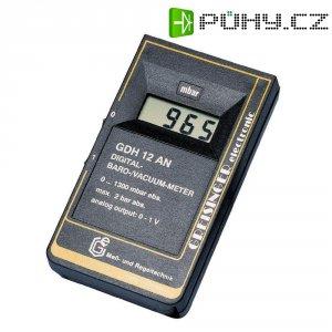 Digitální vakuoměr (barometr) pro absolutní tlak, Greisinger GDH 12 AN, 101980