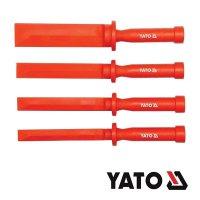 Sada škrabek plastových, YATO-0847