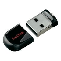 Flash disk SanDisk Cruzer Fit 16 GB, USB 2.0