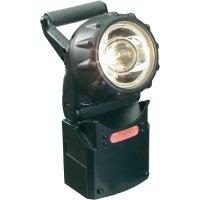 Akumulátorová ruční svítilna LED II PL-850, černá