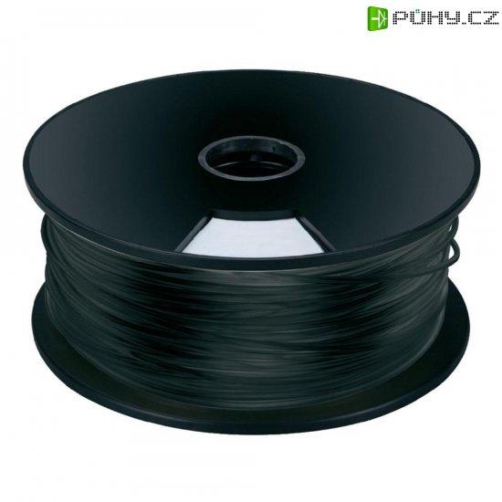 Náplň pro 3D tiskárnu Velleman , ABS3B1, 3 mm, 1 kg, černá - Kliknutím na obrázek zavřete