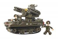 Stavebnice SLUBAN ARMY TANK TOR-M1 M38-B0283