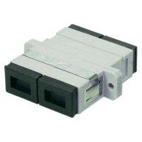 Propojka Multimode EFB Elektronik SC/SC-Duplex, kovové pouzdro, 12 ks