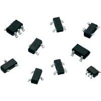 TVS dioda Array WE-TVS Würth Elektronik 824015, U(Db) 6,1 V, I(PP) 12 A