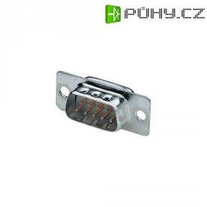 D-SUB kolíková lišta, 15 pin, 180 °