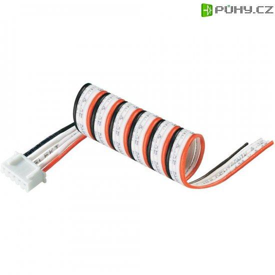 Připojovací kabel Modelcraft, pro 5 LiPol článků, zásuvka XH - Kliknutím na obrázek zavřete