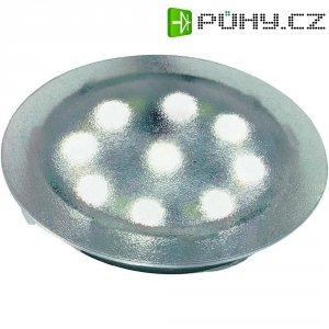 Vestavné LED svítidlo PaulmannUpDown 98794, 3x 1 W, průhledné